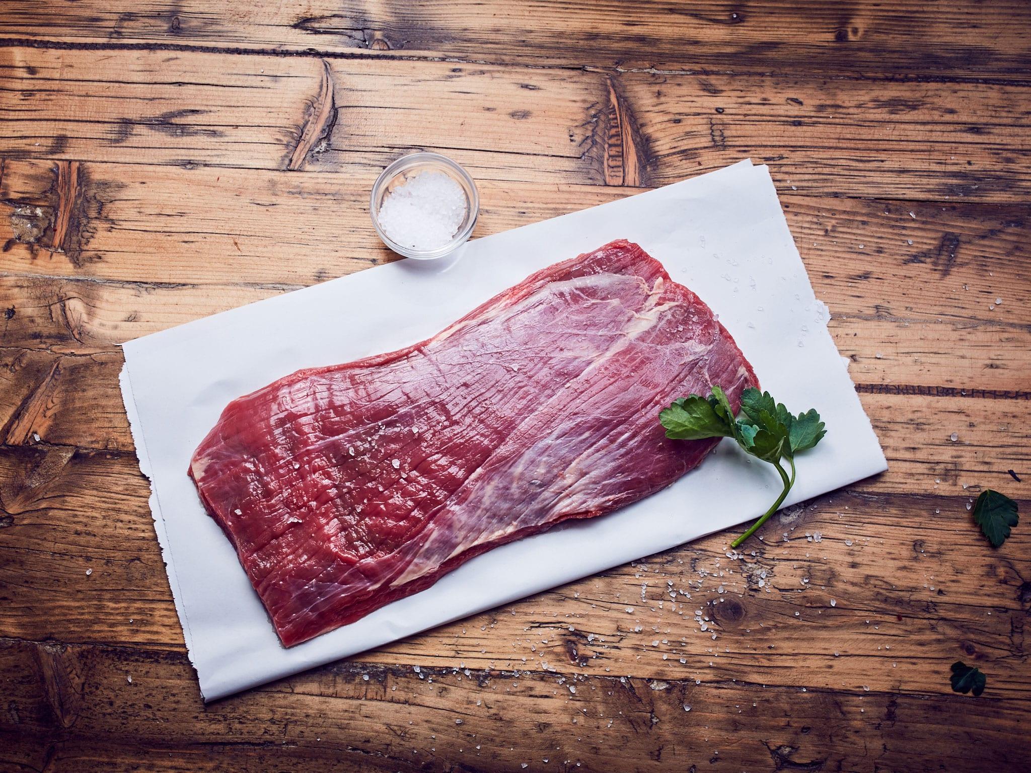 Flanksteak - Bio-Fleisch im Shop von Hof Eggers Hamburg