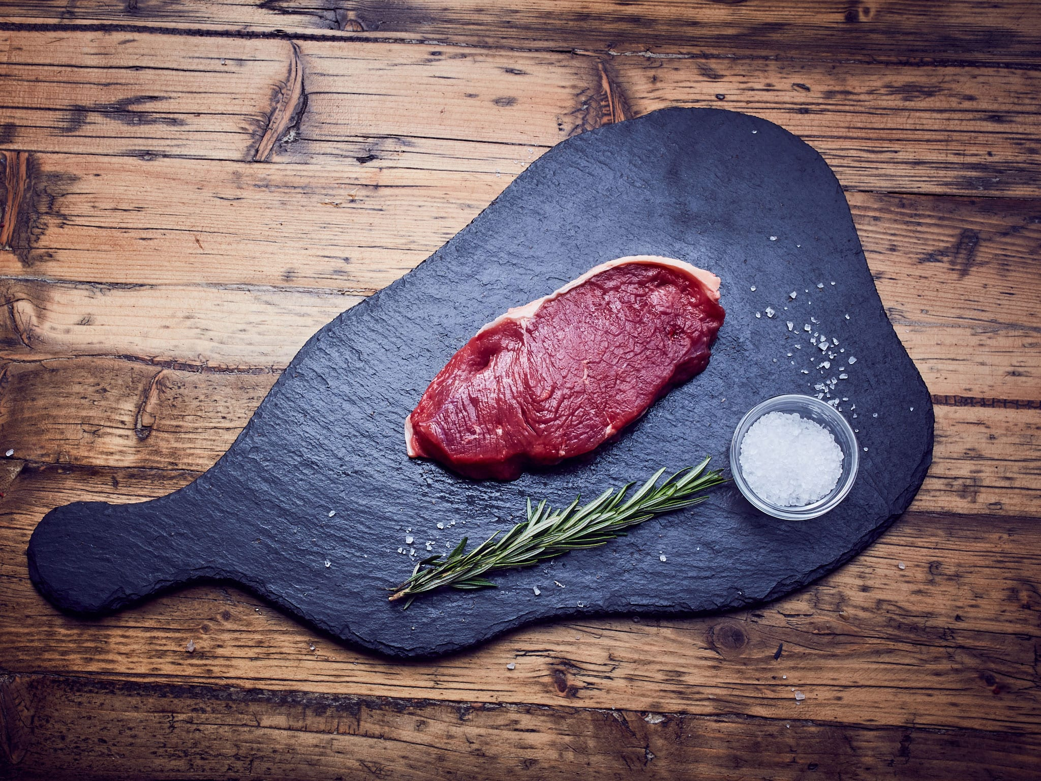 Rumpsteak - Bio-Fleisch im Shop von Hof Eggers Hamburg