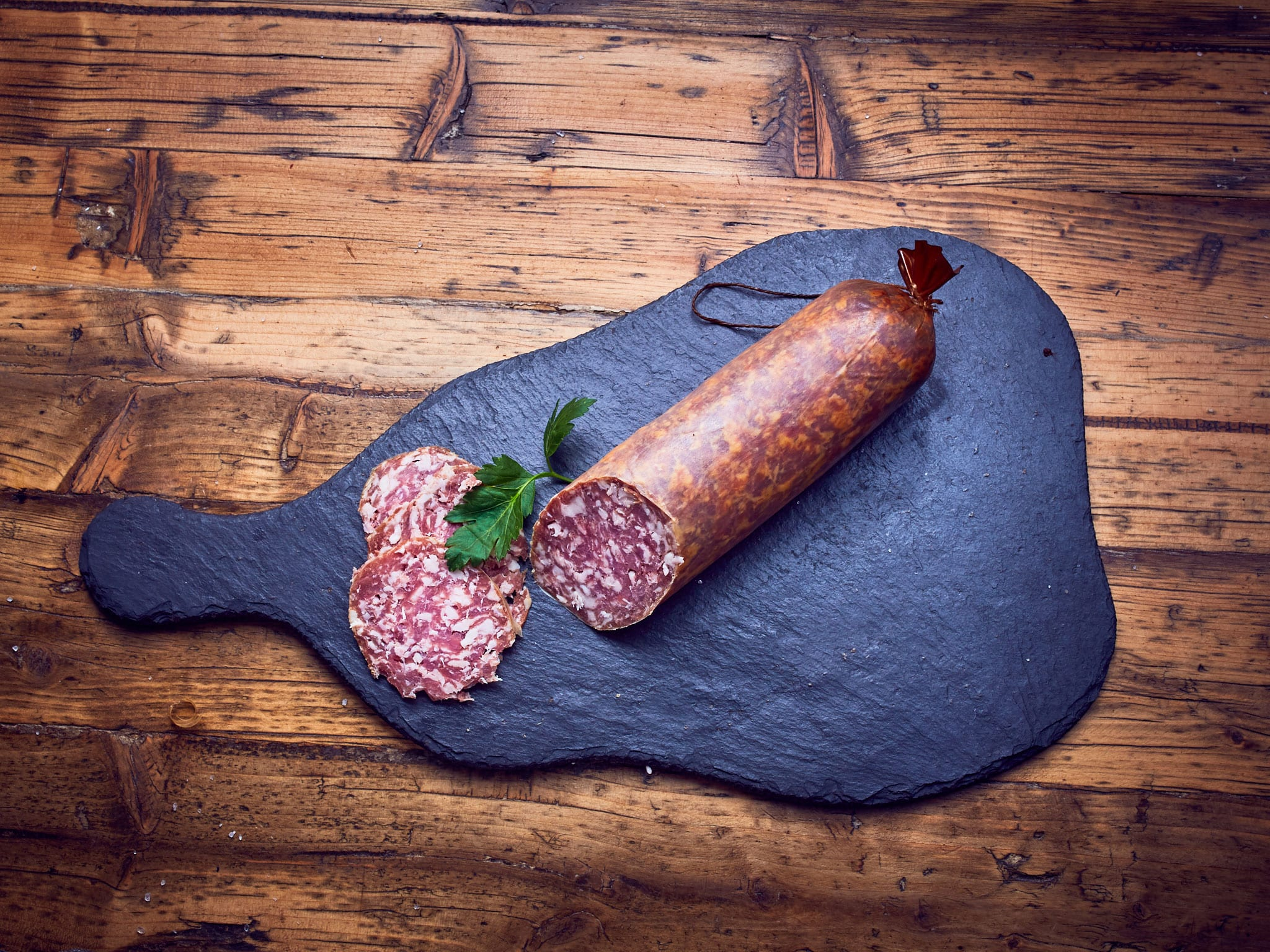 Mettwurst Schwein Wurst - Bio Fleisch Shop Hamburg - Hof Eggers