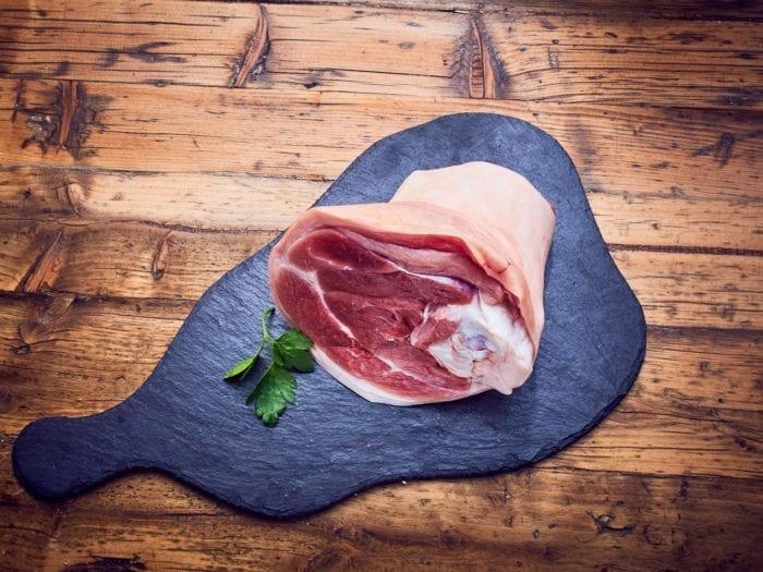 Schweinshaxe Schwein Eisbein - Bio Fleisch Shop Hamburg - Hof Eggers