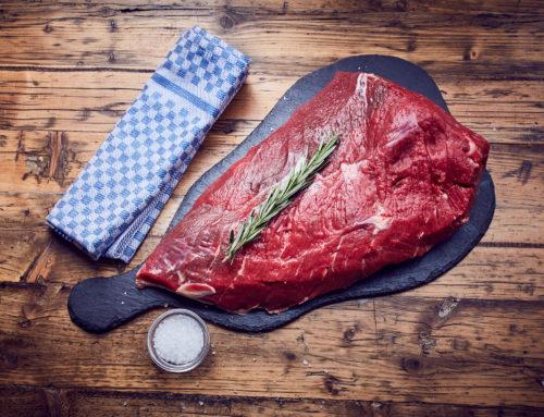 Bio-Fleischverkauf am 13.Juli