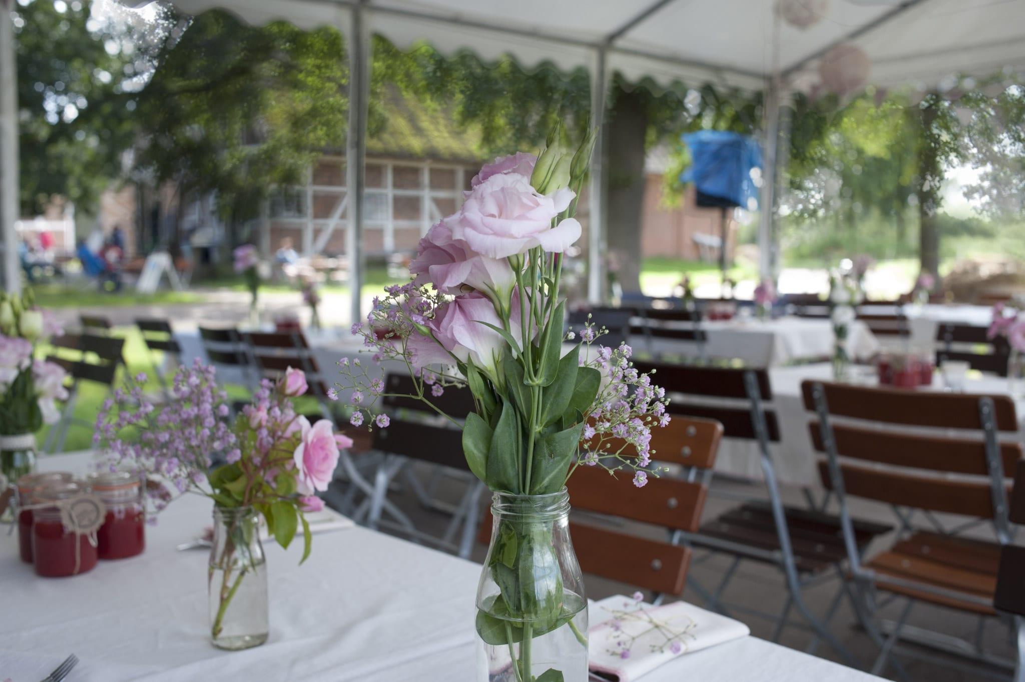 Hochzeit auf dem Bio Bauernhof Hof Eggers in Hamburg