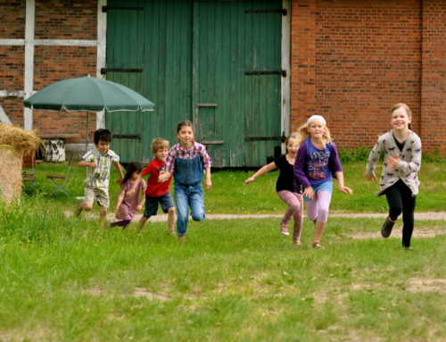 Kindergeburtstage auf dem Bauernhof!